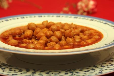 chickpea dish photo