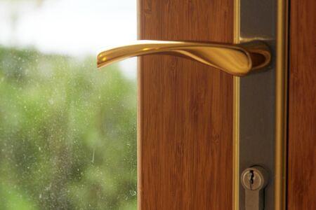 wood door Stock Photo - 10400400