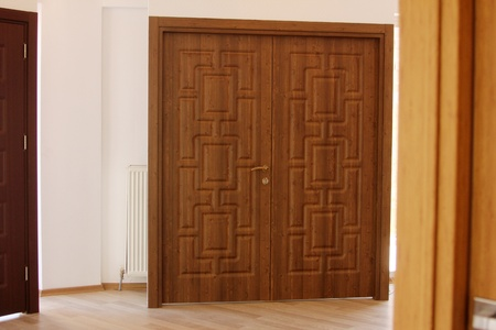 wood door Stock Photo - 10400427
