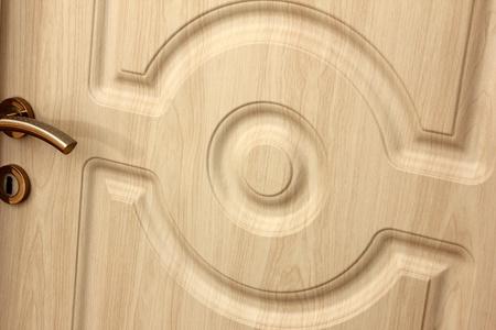 wood door Stock Photo - 10400445