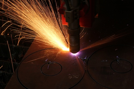 cnc machine: welding