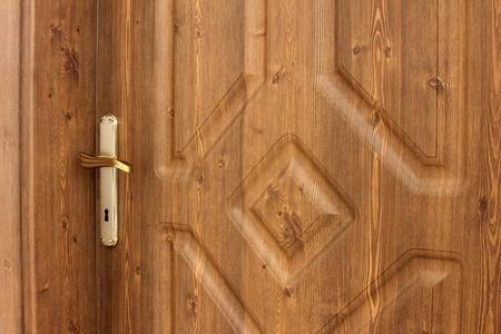 daily room: Porta in legno