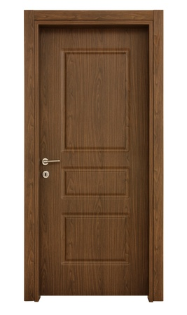 wood door Stock Photo - 10697487