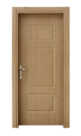 wood door Stock Photo - 10697498