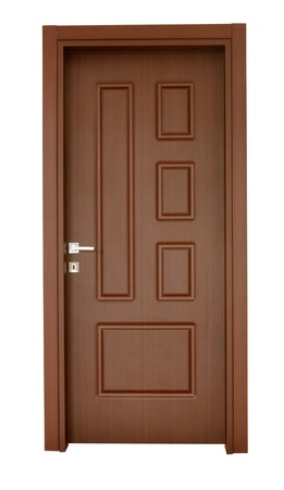 wood door Stock Photo - 10697490