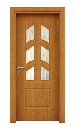 wood door Stock Photo - 10719401