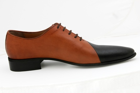 Schuh Standard-Bild