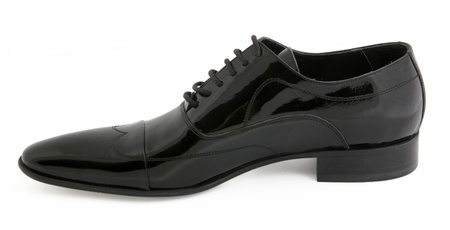 leather shoes: shoe
