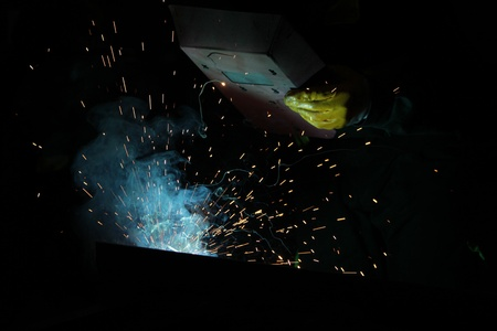 welding Stock Photo - 11794094