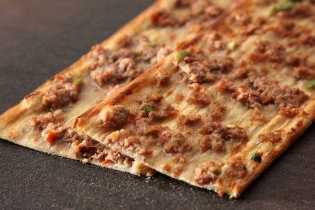meat pita photo