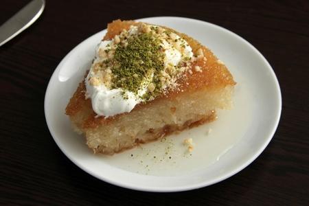 caloric: turkish sweet Stock Photo