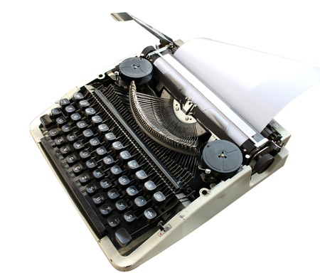 typewriter Stock Photo - 13683007