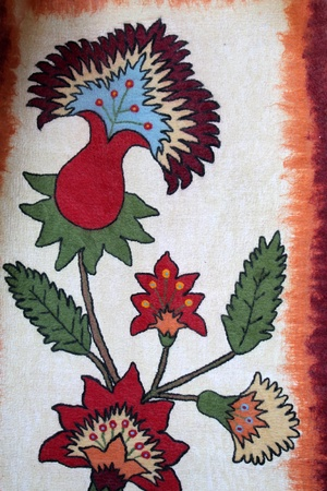 felt rugs photo