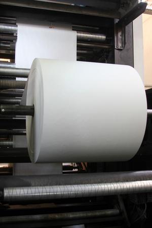 Un rouleau de papier Banque d'images - 14679506