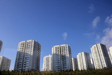 architectonics: apartment block
