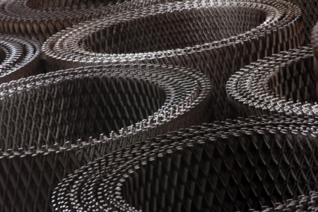 metal mesh Stock Photo - 14679494