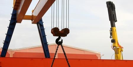crane Stock Photo - 14679405