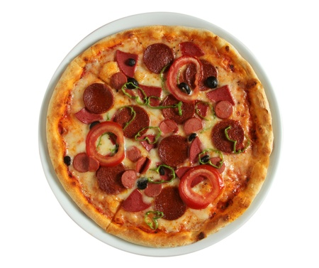 wienie: Pizza