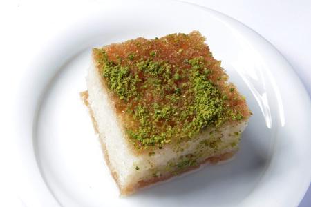 baklawa: Dessert
