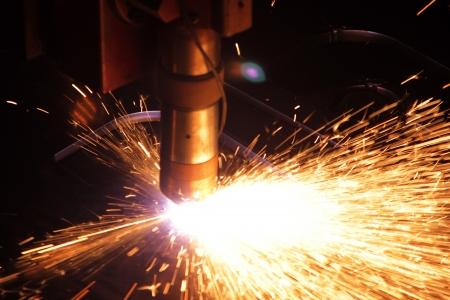 laser cutting: Welding