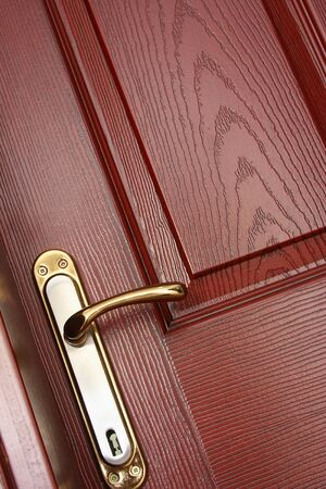 Wood Door Stock Photo - 16187935