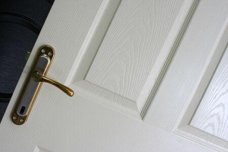 Wood Door Stock Photo - 16187837