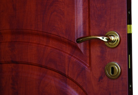 Wood Door Stock Photo - 16187707