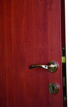 Wood Door Stock Photo - 16187708