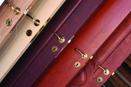 Wood Door Stock Photo - 16187716