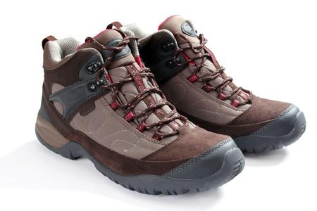 zapatos de seguridad: Botas de monta�a