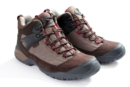 Hiking boots  photo