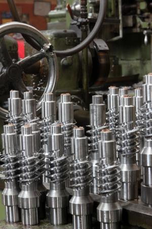 cam gear: Cylinder