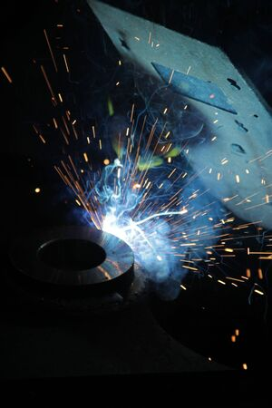 welding Stock Photo - 17598078