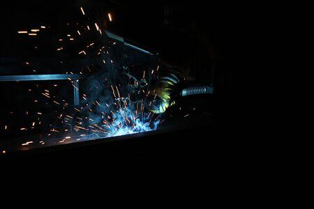 welding Stock Photo - 17598002