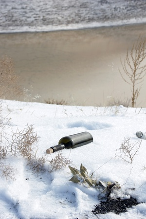 Drink bottle Stock Photo - 17911483