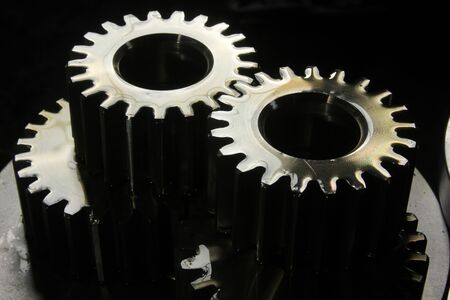 Gear wheel Stock Photo - 18123342