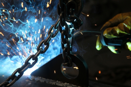welding Stock Photo - 18136628