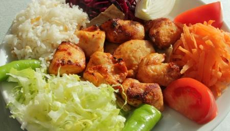 fried chicken Stock Photo - 18176783