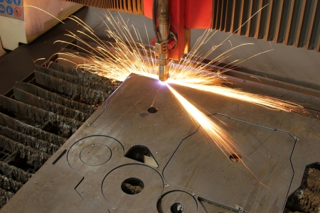 laser cutting: Welding