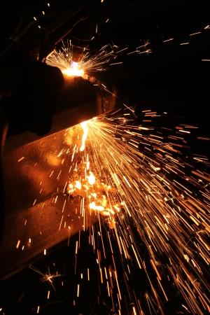 Welding Stock Photo - 18418941