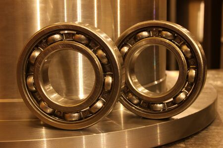 Ball bearing photo