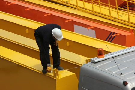 workingman: Crane