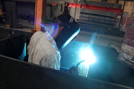 Welding Stock Photo - 18623260