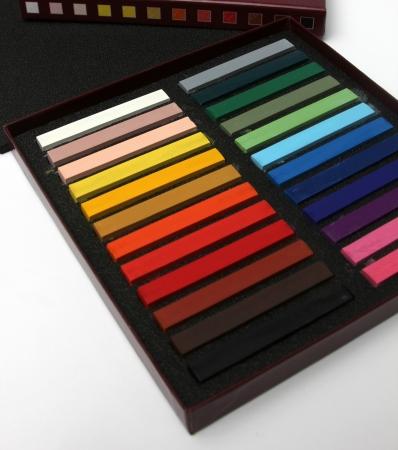 pastel colours: colores pastel