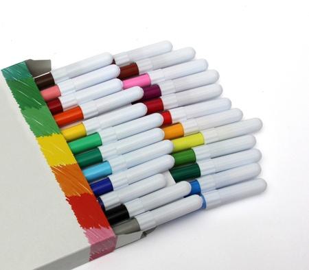 color pencil Stock Photo - 18639571