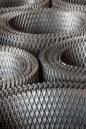 Metal mesh Stock Photo - 18862662