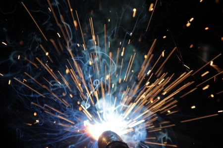 Welding Stock Photo - 18862161