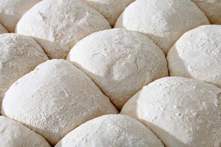 make a paste: Bread