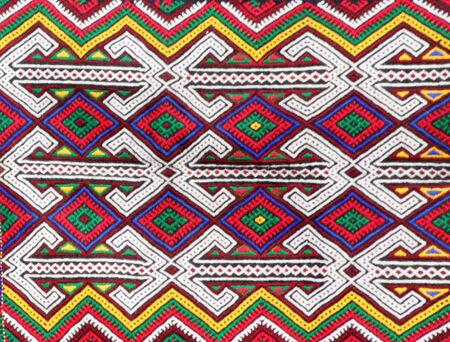 prayer rug: rug Stock Photo