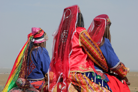Turkish folklore photo